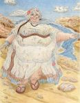 Bible fat Deborah Prophetess attempt 8 color 5 by ENT2PRI9SE