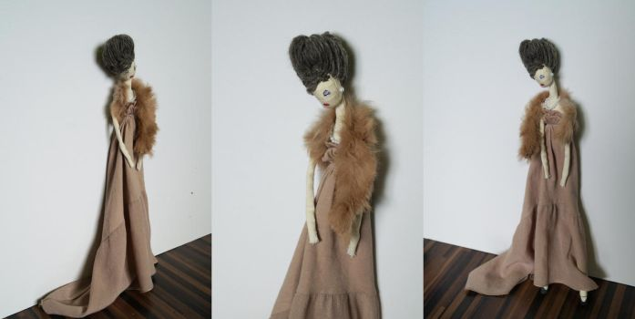 Vintage Fashion Doll Anastasia by Xperionity