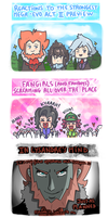 Reactions to the strongest mega evo act 2 preview by Miiette