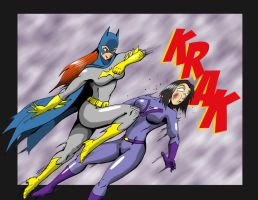 Batgirl for the Win by StreetKnights901