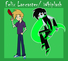 DP: Felix Lancaster by atomic-kitten10