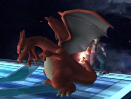 Death by Charizard by Drake09