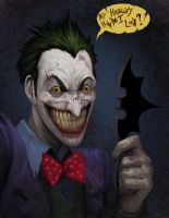 Not Clown by molee