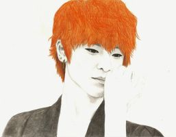 L.Joe - Teen Top by Mikeylaa
