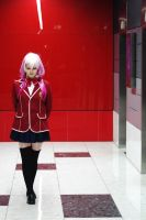 Guilty Crown | Departure by Possuki