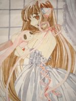 chobits - chiiii by j-muuu