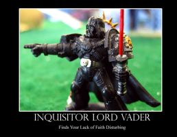 Inquistitor Lord Vader by moonelfpersephone