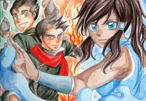 Legend of Korra by nayght-tsuki