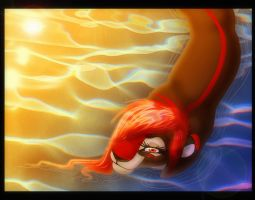 The Water's Fine by LanieJ