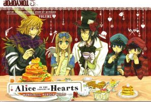 Alice in the Country of Hearts by GazettEsUruha