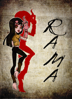Rama by Shadow-People