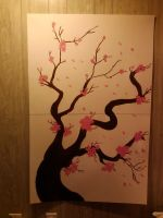 Cherry Blossom Tree by Lovely-LaceyAnn-Art