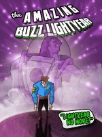Buzz Lightyear No More by GregEales