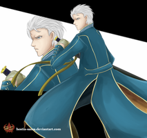 Vergil by Hestia-Sama