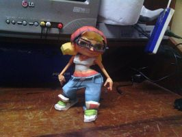 Papercraft Triky subway surf by elmagohacemagia