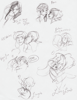OC Kiss Day by RosyAutumn