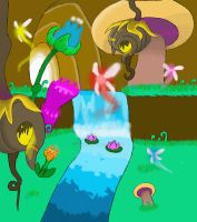 LoS style - Dragonfly Grove by sapphire3690