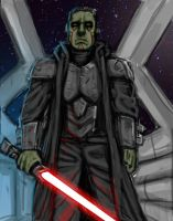 Me as a Sith Lord by Canalus