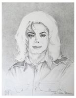 Michael Jackson Cant forget you by HitomiOsanai