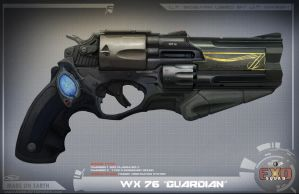 Exo Squad: Guardian WX 76 by ConceptSparks