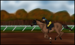 Fall Thoroughbred Cup - Hoptuit Yew by FallbrookeEC
