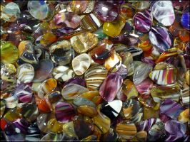 Glass Cabochons by Undistilled