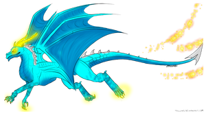 Dragon Adopt (Name Your Price!) (CLOSED!) by Firestar999