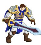 Garen Spin to Win animated by Shouhda