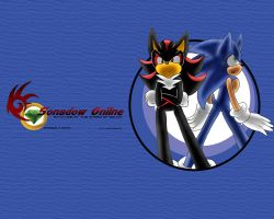 SONADOW - Introduct Wallpaper by SonicRemix