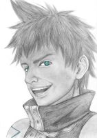 Realistic cough Black Star by KaburagiKotetsu