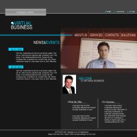 Virtual Business Template by GKgfx