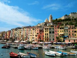 Portovenere 01 by Mr-Fuso