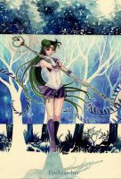 Sailor Pluto by Eye-X-catcher