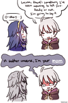 Fire Emblem: In Another Universe by batensan