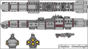 Dreadnaught Chieftan by Drunken-Monk