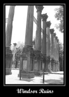 Windsor Ruins 1 by Curim