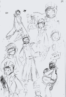 LoT: Karl sketches by tribute27