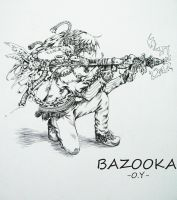 Bazooka by blackrainbow2304