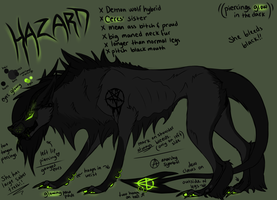 Hazardous (Hazard) Ref 2014 by xThornography