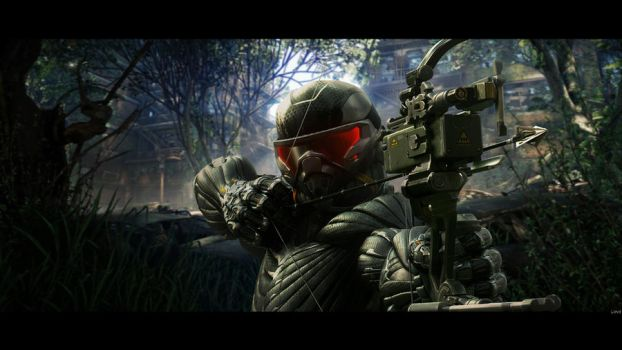 Crysis 3 Wallpaper by igotgame1075