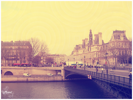 Lovely Paris by iria