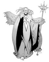 CotSF: Revich the Blind Angel by M0AI