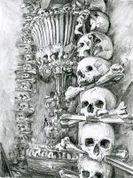 The Lovely Bones by CarcassBloodyCarcass