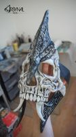 Skull mask wip by ArsynalProps