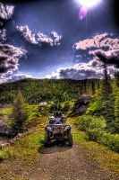 Off the beaten Path HDR V by Witch-Dr-Tim