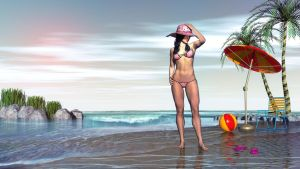 Miss Guatemala by rlcwallpapers