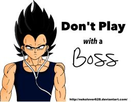 Don't Play with a Boss by NekoLover628