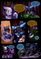 Evolvers - page 20 by StarLynxWish