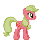 Pepperdance FiM style vector by Durpy