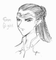 Ereinion Gil-galad by Tenshi-Androgynous